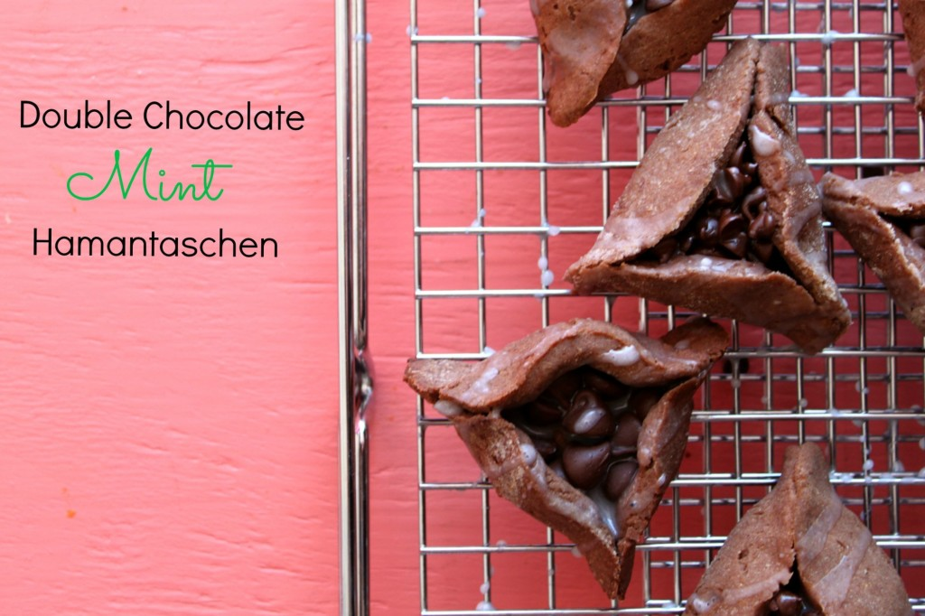 chocolate hamantaschen cookie jewhungry